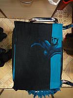 Шарф- палантин лилия
