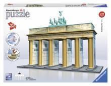 Объемные пазлы 3D Бранденбургские врата' Ravensburger  125517