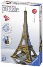 Объемные пазлы 3D Эйфелевая башня' Ravensburger  125562