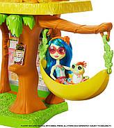 Игровой набор Энчантималс кафе в джунглях и попугайчик ПиккиEnchantimals Junglewood Cafe, фото 4
