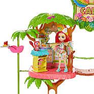 Игровой набор Энчантималс кафе в джунглях и попугайчик ПиккиEnchantimals Junglewood Cafe, фото 7