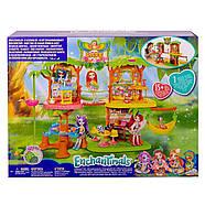 Игровой набор Энчантималс кафе в джунглях и попугайчик ПиккиEnchantimals Junglewood Cafe, фото 8