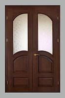 Двери двухстворчатые межкомнатные Д 13