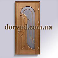 Деревянные межкомнатные двери из массива для дома Д 30