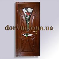Межкомнатные деревянные двери из сосны (ясеня или дуба) Д 04