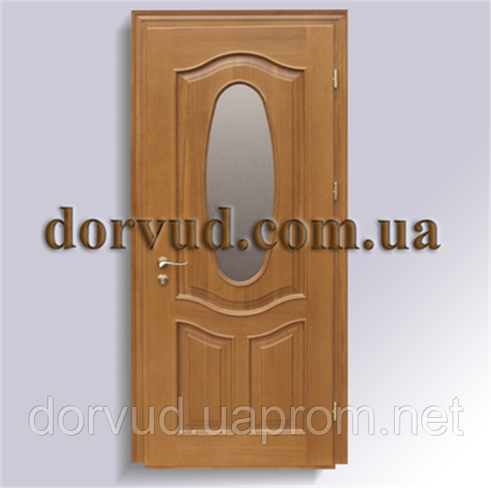 Деревянные межкомнатные двери на заказ Д 05