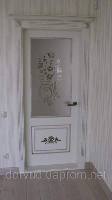 Межкомнатные двери из массива (деревянные)  23