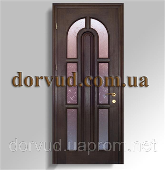 Деревянные межкомнатные двери из натурального дерева Д 14