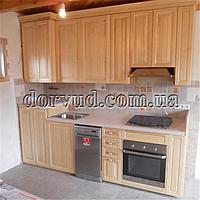 Мебель для кухни деревянная под заказ К 3
