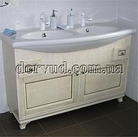 Тумба для ванны деревянная 1