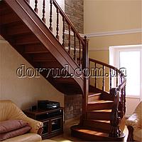 Лестница деревянная Л 5