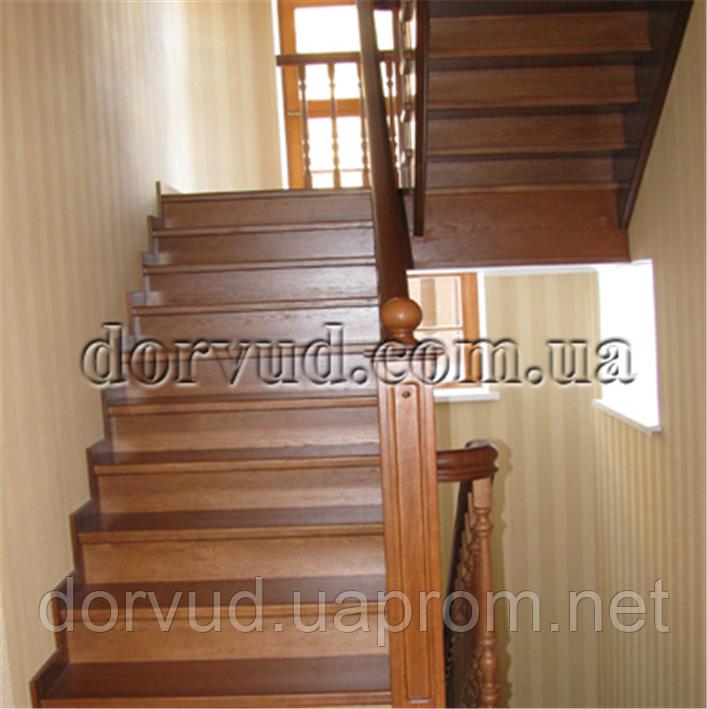 Лестница деревянная Л 8
