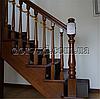 Лестница деревянная для дома Л 28