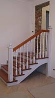 Лестница для дома деревянная Л 16
