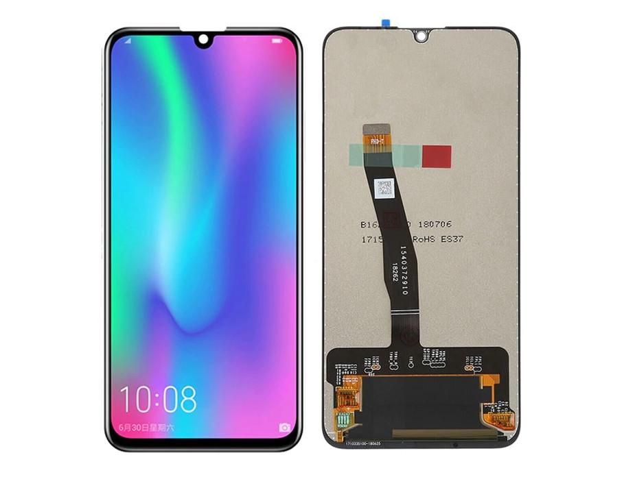 Дисплей (LCD) Huawei Honor 10 Lite | Honor 10i | HRY-LX1 | HRY-LX1T с тачскрином, чёрный, ориг. к-во