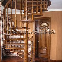 Лестница на металлическом основании Л 19