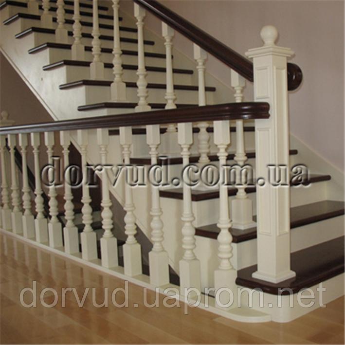 Лестница по бетонному основанию Л 13