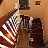 Лестница цельнодеревянная для жилых помещений Л 6-2