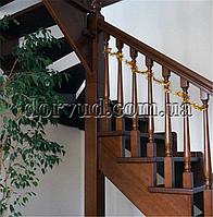 Лестница цельнодеревянная Л 2-3