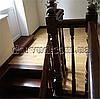 Лестница цельнодеревянная с перилами Л 3-3