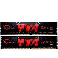 Модуль памяти DDR4 2х16GB/3000 G.Skill Aegis (F4-3000C16D-32GISB)