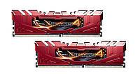 Модуль памяти DDR4 2х8GB/2400 G.Skill Ripjaws 4 (F4-2400C15D-16GRR)