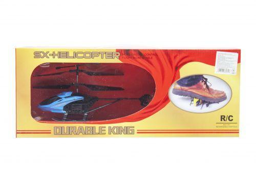 """Вертолет на радиоуправлении """"Ourable King"""" (синий) S32"""