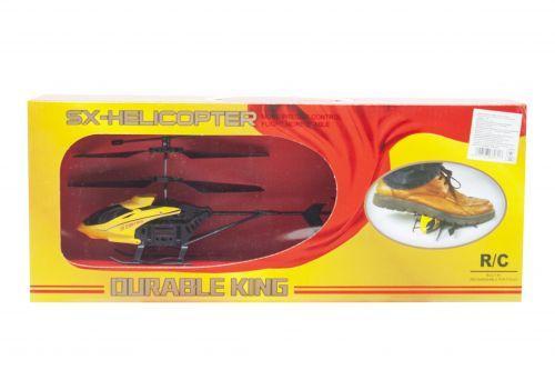 """Вертолет на радиоуправлении """"Ourable King"""" (желтый) S32"""
