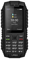 """Мобильный телефон Sigma mobile Х-treme DT68 Dual Sim Black (4827798337714); 2.4"""" (320х240) TN / клавиатурный моноблок / MediaTek MTK6261A / камера 0.3"""