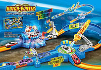 """Трек Hot wheels Автомойка """"Крокодил"""", в коробке  S 8891"""