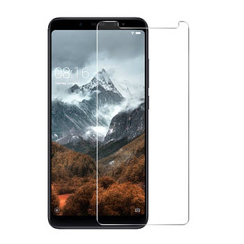 Защитное стекло Ultra 0.33mm для Xiaomi Redmi Note 5 Pro / Note 5 (DC) (в упак)