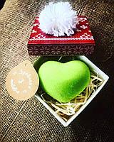 "Серце шипучка М""ята.Подарунок подрузі.Подарок подружке."