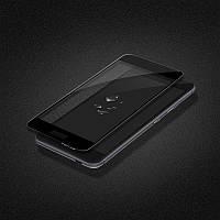Защитное стекло AVG для Asus ZenFone Live / ZB501KL полноекранное черное