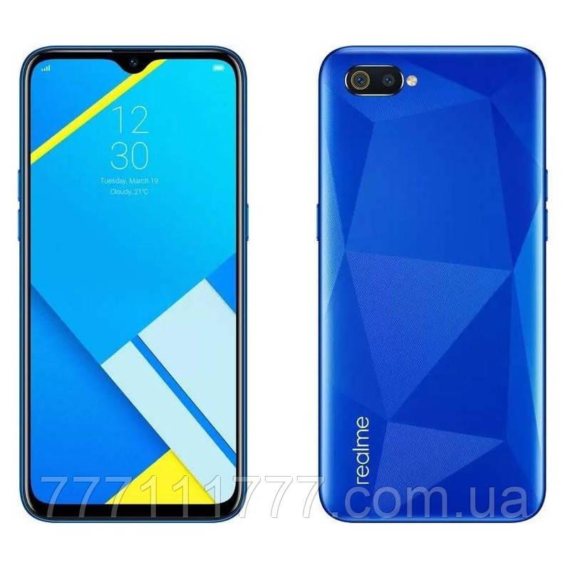 Телефон OPPO Realme C2 RMX1941 blue global version