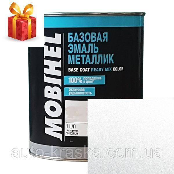 Автокраска Mobihel металлик 70201 серебряная 1л.