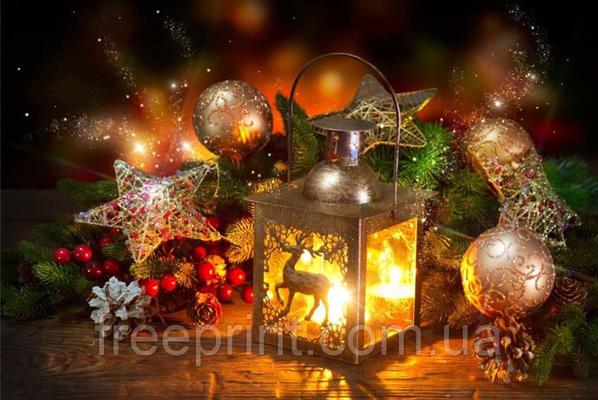 Фотозона для новогодних праздников. Бесплатная доставка