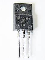 Транзистор 2SK3502 (TO-220F)