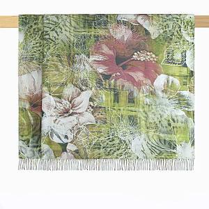 Плед 150х200 см печатный Tropic Arya AR-TR1006578