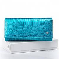 Яркий и оригинальный кожаный кошелек Sergio Torretti арт. 31365