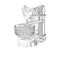 Вспомогательный захват Fasep SA048 для шин. станка RAE2102 (без блока управления)