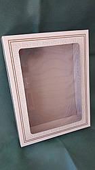 Коробка для кухонних рушників Версаче картон 215х165х40