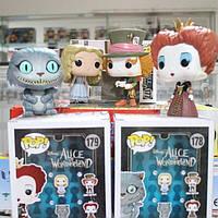 Коллекционная фигурка и Фанко Поп Funko Pop Алиса в Стране чудес Alice in Wonderland