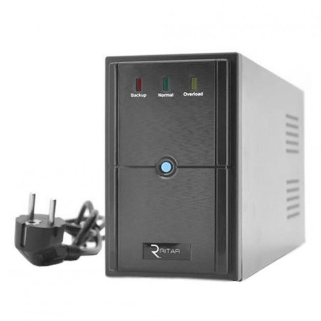 ДБЖ Ritar E-RTM850L (510W) лінійно-інтерактивний