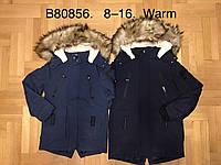 Куртка утепленная для мальчиков, Grace, 8,10,14 лет,  № B80856