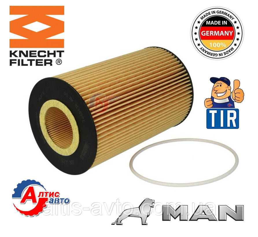 Фильтры масляные МАН для грузовика Man D0826LOH15-D2876L запчасти двигателя OX425D