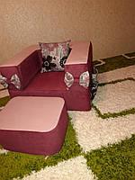 Кресло детское мягкое, фото 1
