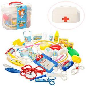 Игровой набор Доктор М 0461 в чемодане