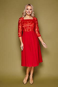 Вечерние платья 10 Red&Black