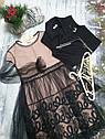 Стильный нарядный комплект для девочек Иллария Размер 140  Новинка, фото 5