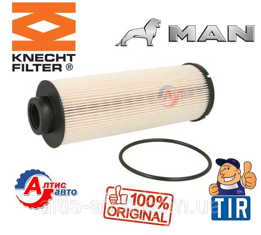 Фильтры топливные Man Tga, Tgs, Tgx запчасти двигателя Ман D0836-D2876 Mahle KX73/1D
